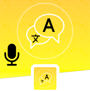 application voicetotranslate logo